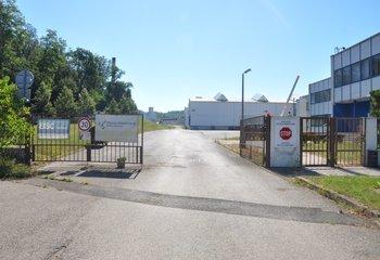 Pronájem skladových a výrobních prostor - Korozluky (Most)