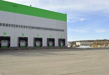 Anmietung moderner Lagerflächen - bis zu 55.000 m2 - Prag