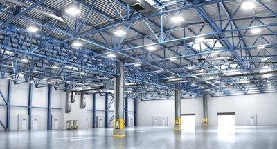Pronájem moderních skladových prostor - až 55.000 m² - Praha