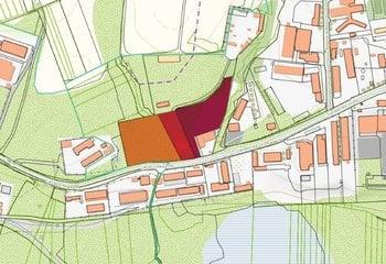 Skladová alebo logistická hala na prenájom vo Zvolene/ Warehouse or logistic hall for lease in Zvolen