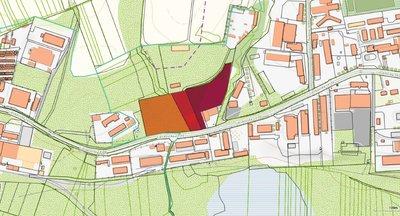 Skladová alebo logistická hala na prenájom vo Zvolene/ Warehouse or logistic hall for rent in Zvolen