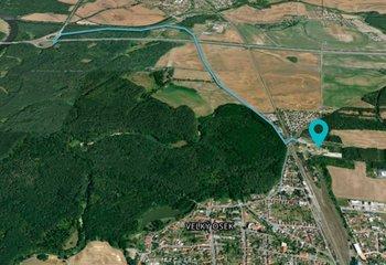 Prodej, Pozemky pro komerční výstavbu, 39000 m² - Velký Osek