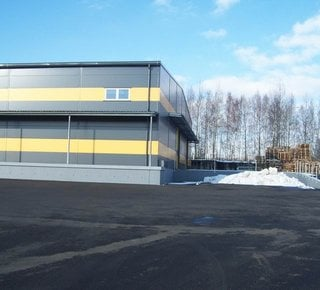 Warehouse or production premises for rent - 1,550 m2 - Karlovy Vary