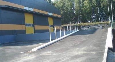 Skladové nebo výrobní prostory k pronájmu - 1.550 m² - Karlovy Vary