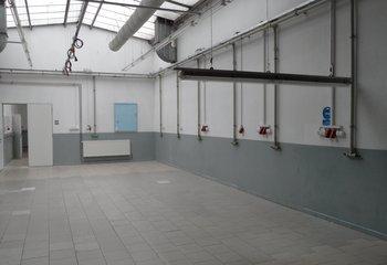Prodej výrobních a skladovacích hal - 3.165 m² - Planá