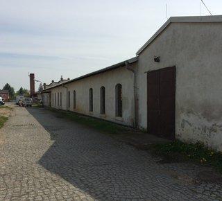 Výrobní a skladové prostory Vinoř - 766 m²
