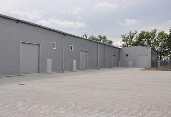 Pronájem skladových nebo výrobních prostor - 2.500m² - Velká Dobrá