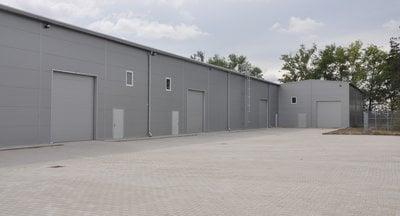 Skladové nebo výrobní prostory - 2.500m² - Velká Dobrá