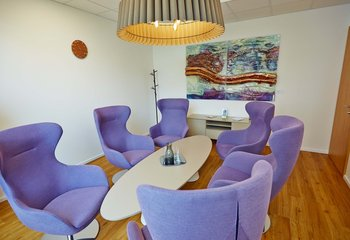 Tenancy of offices with complete services in the center of Bratislava / Tenancy of offices with complete background in the center of Bratislava
