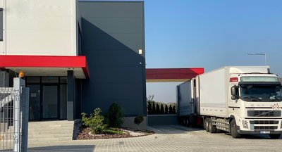 Lease of warehouse or production premises - 1,430 m² - Tuchoměřice