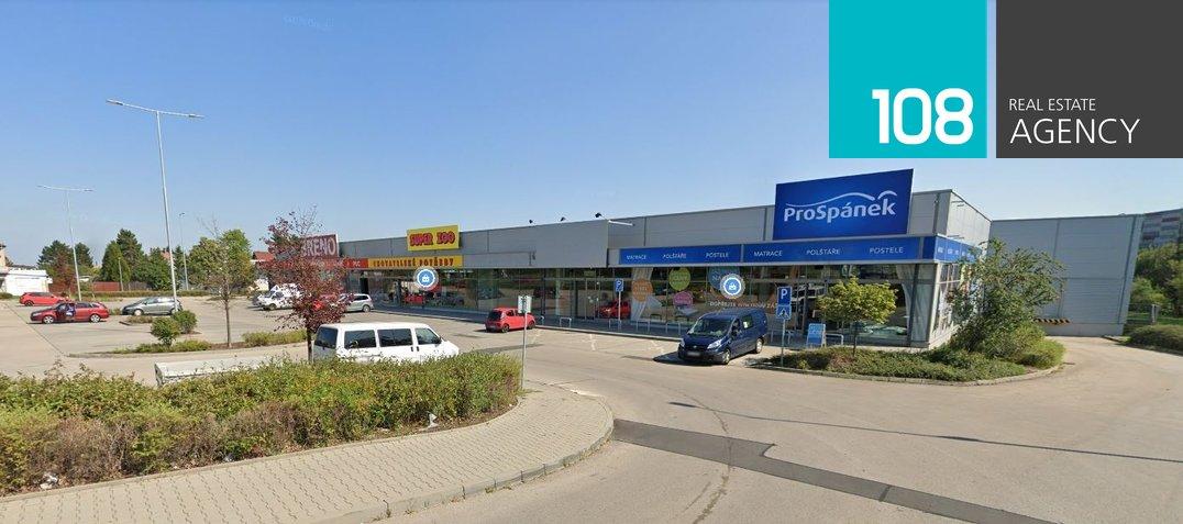 těrboholy retail 602m2