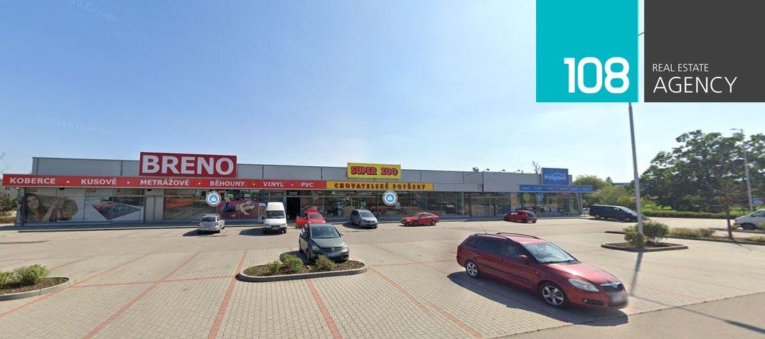 terboholy retail, 602m2, II