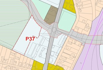 Sale, Land For a commercial building, 0m² - Ostrava - Kunčice