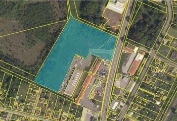 Prodej, Pozemky pro komerční výstavbu, 25.000 m² - Ostrava - Kunčice