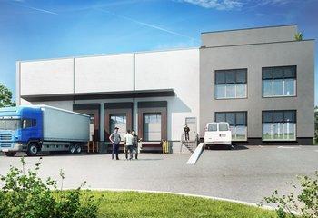 Pronájem skladovacích prostor - 4.739 m² - Jihlava - Hruškové Dvory