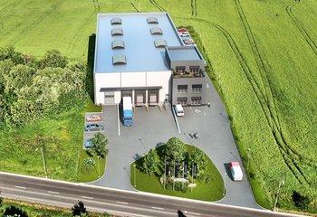 Lease of storage space - 4,739 m² - Jihlava - Hruškové Dvory