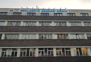 Nabízíme pronájem skladových prostor až 1.000m2 v centru Prahy - Žižkov.
