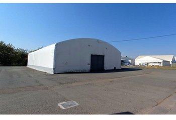 Lager- und Produktionsfläche zu vermieten - 1.181 m2 + Zelthalle - Plzeň Radčice