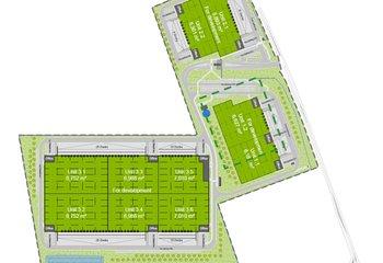GLP Park Holubice - pronájem skladových a výrobních prostor