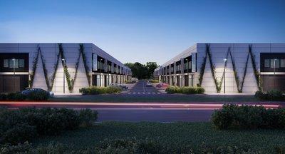 Moderné logistické priestory priamo v Bratislave / Modern logistics halls for lease in Bratislava