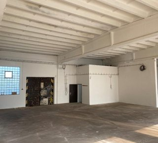 Warehouse and production space in the center of Pilsen - 850 m2