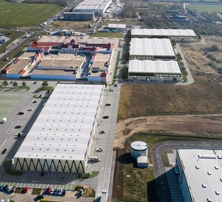 Skladové a logistické haly na prenájom v Senci/ Warehouse or logistics halls for rent in Senec