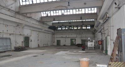 Výrobní nebo skladové prostory - 1.200 m² - Panenské Břežany