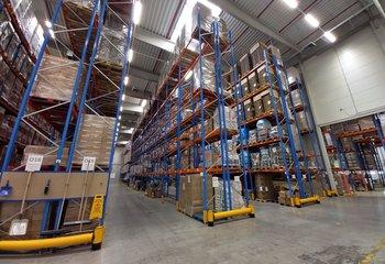 Profesionální logistická společnost nabízí své služby na strategickém místě - Ostrava Business Park nedaleko D1.