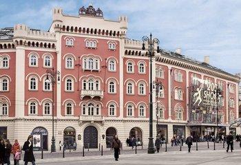 Palladium Offices, Na Poříčí, Praha 1 - Nové Město