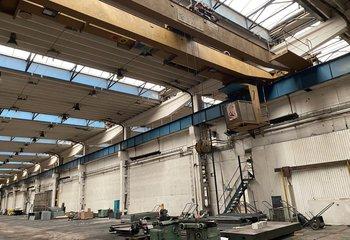 Na predaj industriálny areál v Senci/ Industrial property for sale in Senec