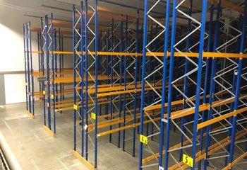 Pronájem skladových prostor u D1 - 3.741 m² - Modletice