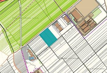 Industriálny pozemok s vydaným UR vo Voderadoch/ Industrial plot for sale with zoning permit in Voderady