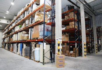 Prenájom skladu so službami - uskladnenie paliet- Bratislava / Warehouse with services for lease - storage of pallets- Bratislava
