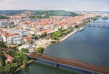 Business premises for rent - Prague 5 - ideal for a showroom
