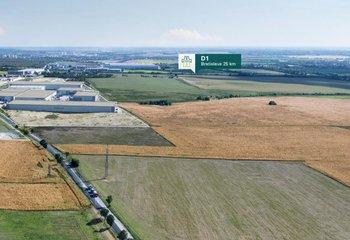Industriálny pozemok na predaj v Senci/ Industrial plot for sale in Senec