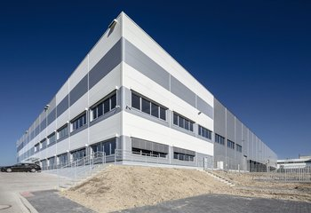 VGP Park Kladno - Pronájem skladových a výrobních prostor