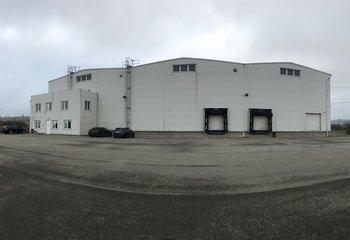 Pronájem skladových prostor - Veverské Knínice, 2989 m2
