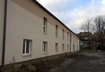 Prenájom skladu 350 m² v Poprade / Warehouse for rent 350 sq m in Poprad