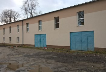 Prenájom skladu 980 m² v Poprade / Warehouse for rent 980 sq m in Poprad