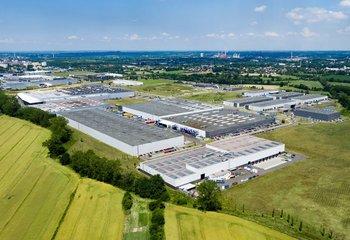 CTPark Ostrava - Pronájem skladových a výrobních prostor