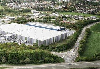 Skladové alebo výrobné haly na prenájom v Poprade/ Warehouse or production halls for lease- Poprad