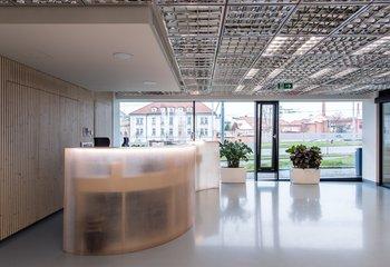 Hamburk Business Center, U Prazdroje, Plzeň - Východní Předměstí