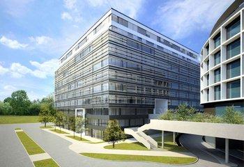 Harfa Business Center, Českomoravská,  Praha 9 - Vysočany