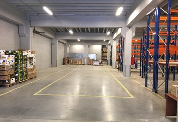 Offer of warehouse space in an attractive location in Říčany near Prague - near the D1.
