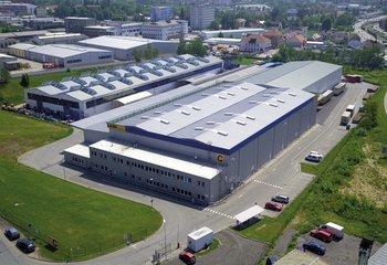 Pronájem skladových a výrobních prostor - Hůry, České Budějovice
