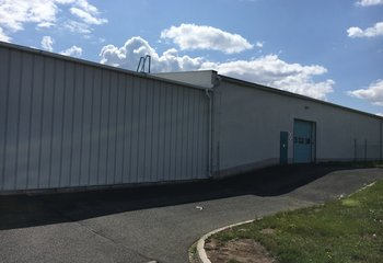 Warehouse and production space for rent - Plzeň