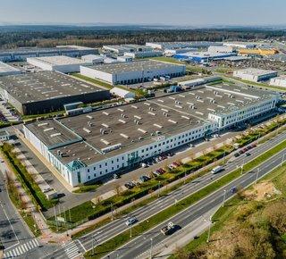 Panattoni Pilsen City Park - lease of warehouse / production space