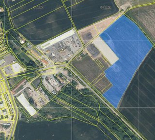 Verkauf, Grundstück für gewerblichen Bau, 16000m² - Úvaly