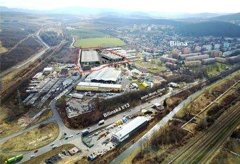 Vermietung von Lager- und Produktionsstätten - Bílina