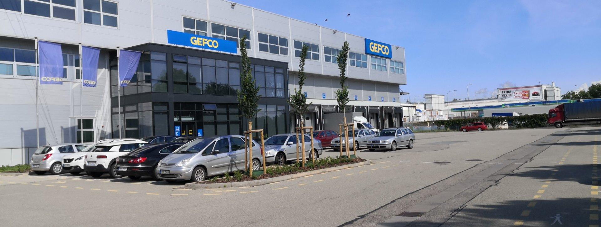 GEFCO č. 1